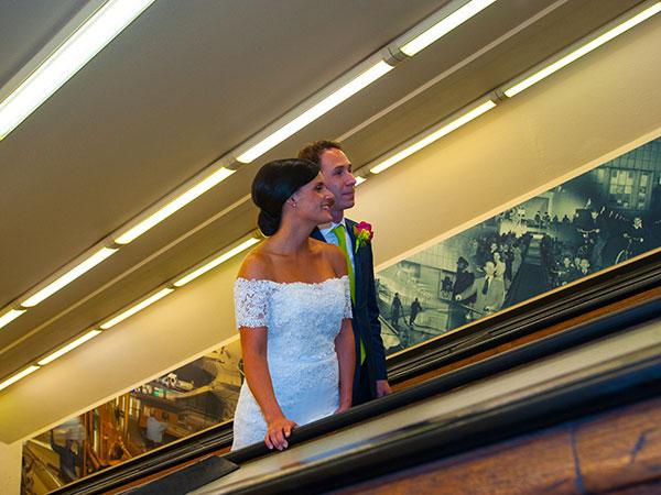 Bruidsfotografie in Rotterdam